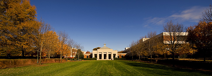 Law School Panorama, UVA